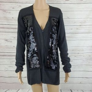 Simply Vera Vera Wang Cardigan Small